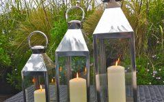 Outdoor Hurricane Lanterns
