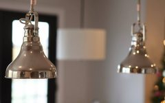 Stainless Steel Industrial Pendant Lights