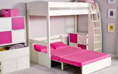 High Sleeper Bed With Sofa
