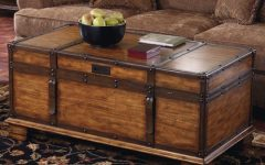 Storage Trunk Coffee Tables