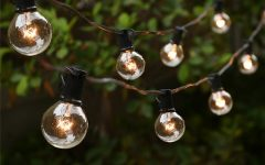 Commercial Outdoor Hanging Lights