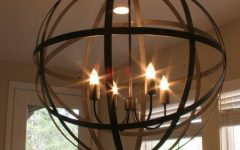 Matching Pendant Lights and Chandeliers