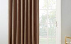 Grommet Blackout Patio Door Window Curtain Panels