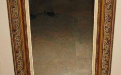 Large Gilt Framed Mirrors