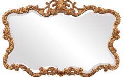 Antique Gold Mirrors