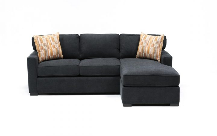 Taren Reversible Sofa/chaise Sleeper Sectionals With Storage Ottoman