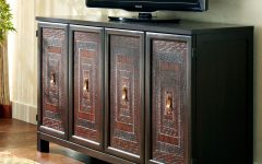 Dixon White 58 Inch Tv Stands