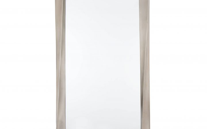 Long Silver Wall Mirrors