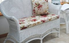 White Cane Sofas