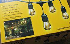 Outdoor Lanterns at Costco
