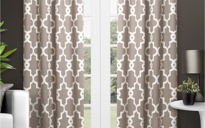 The Curated Nomad Duane Blackout Curtain Panel Pairs