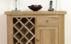 Sideboards with Wine Racks