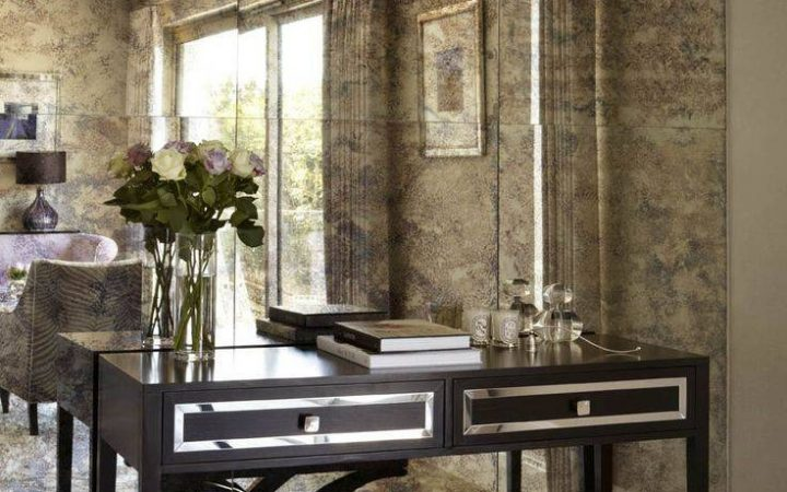 Antiqued Wall Mirrors