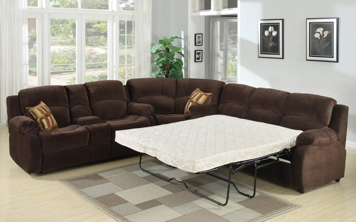 Sleeper Sectional Sofas