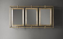 Triple Wall Mirrors