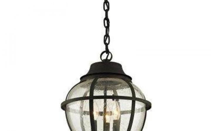 Troy Outdoor Hanging Lights