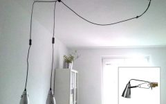 Ikea Plug in Pendant Lights