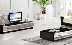 Tv Stand Coffee Table Set Furniture