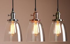 Multiple Pendant Lights One Fixture