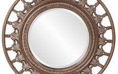 Unique Round Mirrors