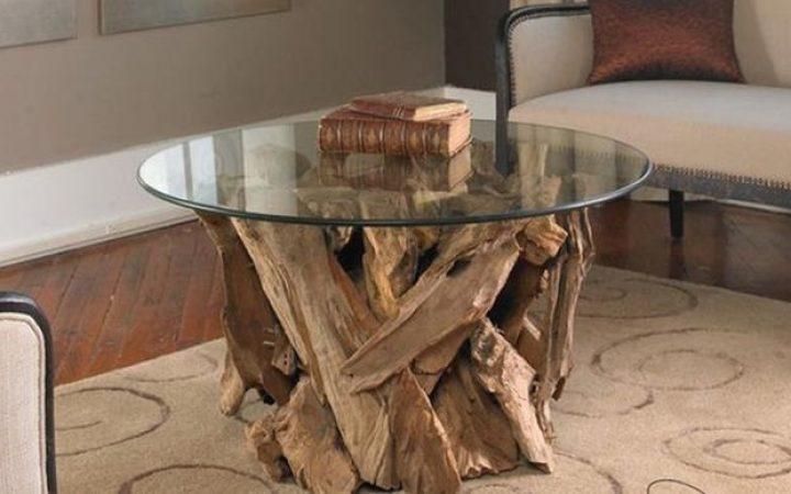 Unusual Glass Top Coffee Tables