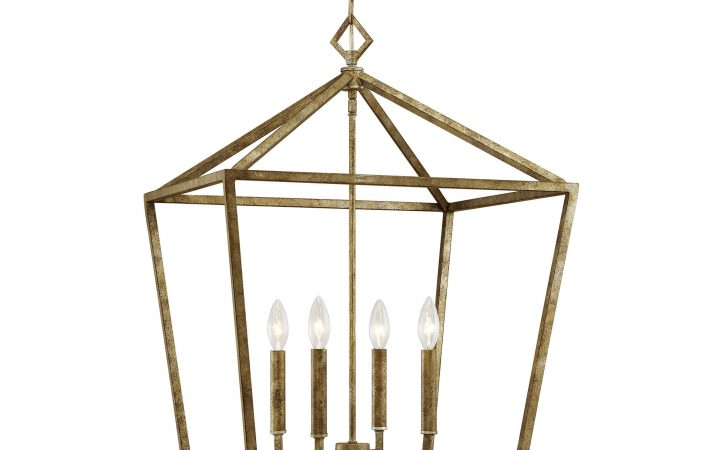Varnum 4-light Lantern Pendants