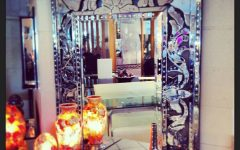 Venetian Style Wall Mirrors