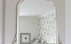 Large Mantel Mirrors