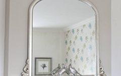 Large Mantel Mirrors