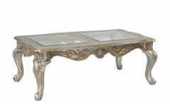 Antique Glass Coffee Tables