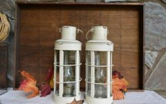 Outdoor Hanging Oil Lanterns