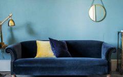 Midnight Blue Sofas