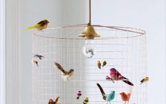 Birdcage Lighting Chandeliers