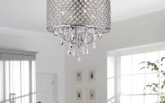 Von 4-light Crystal Chandeliers
