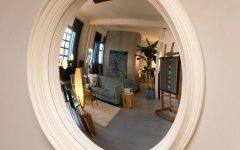 Convex Wall Mirrors