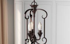 Warner Robins 3-light Lantern Pendants