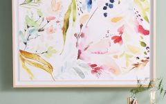 Anthropologie Wall Art