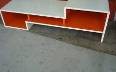 Orange Tv Stands