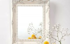 Cream Antique Mirrors