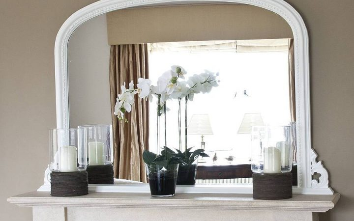 Mantelpiece Mirrors