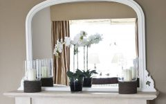Mantlepiece Mirrors