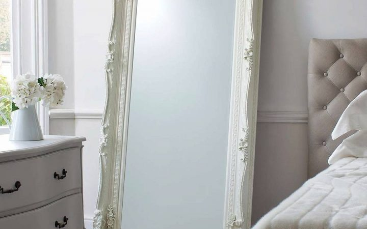 Ornate Standing Mirrors
