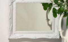 French White Mirrors