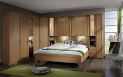 Over Bed Wardrobes Units