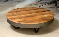 Wood Glass Coffee Tables Round And Square