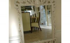Large Ornamental Mirrors