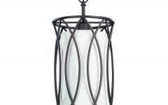 Black Wrought Iron Pendant Lights