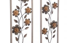 Panel Wood Wall Decor Sets (Set of 2)
